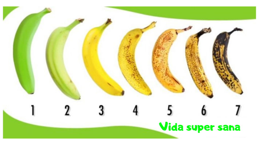 ¿Cuál de estos plátanos escogerías? Te revelaremos cuál debes comer