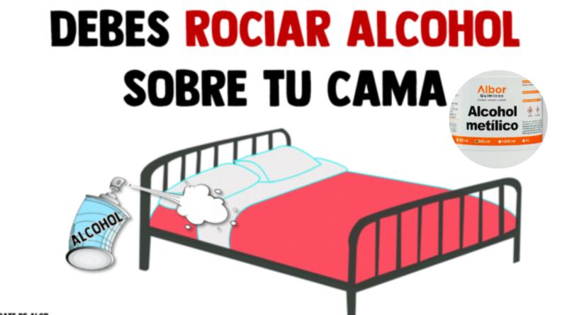 Usos del alcohol que no conocías