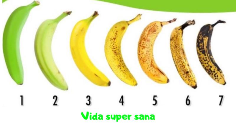 Plátano maduro - Vida super sana